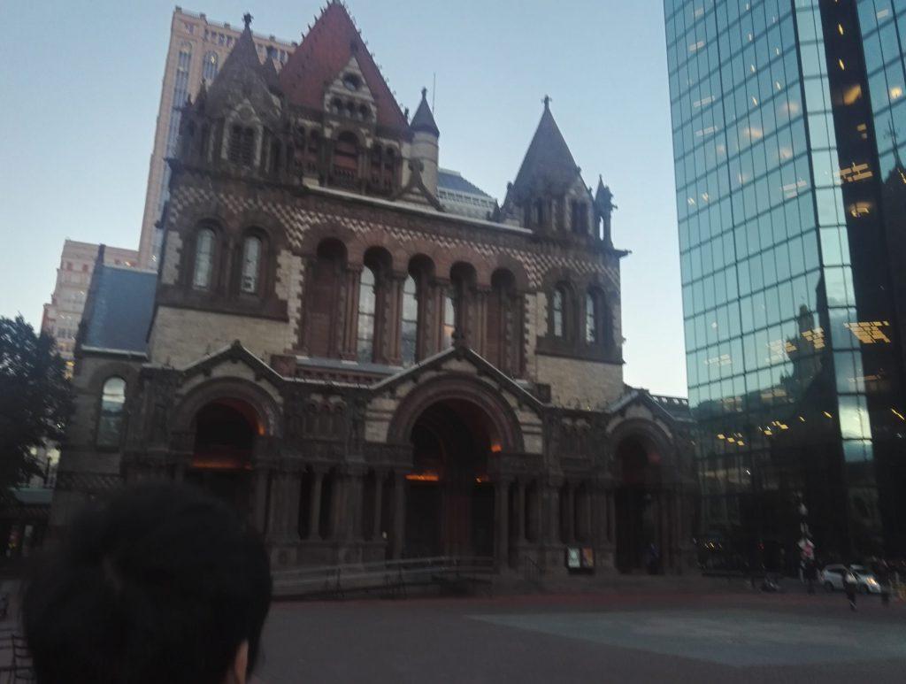 波士顿之行
